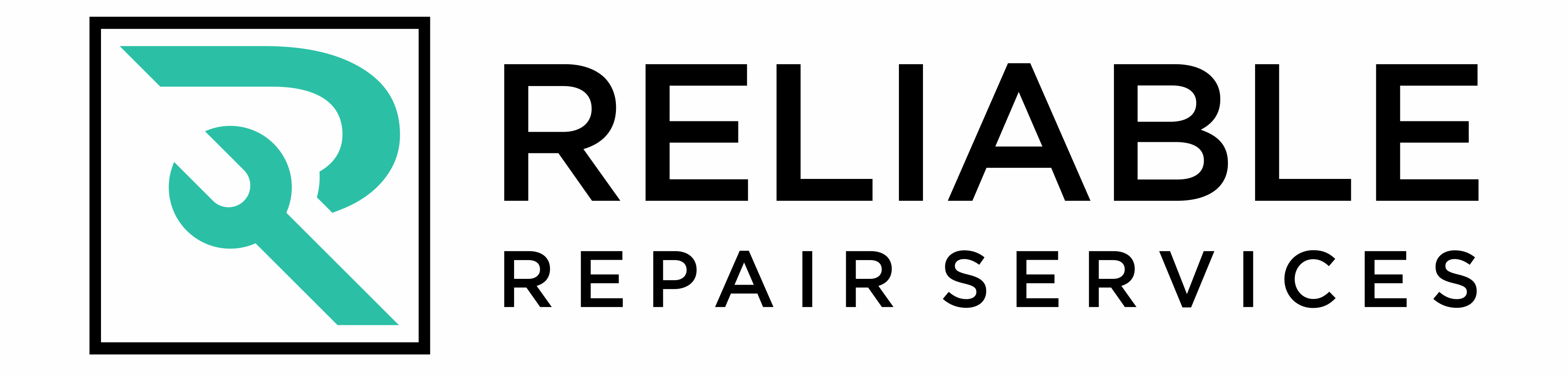 Reliable Repair Servies Logo